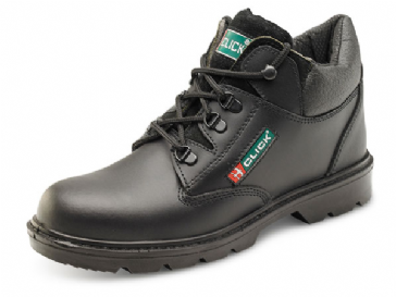 Click Traders PUR Mid Cut Boot CF4BL (Black)